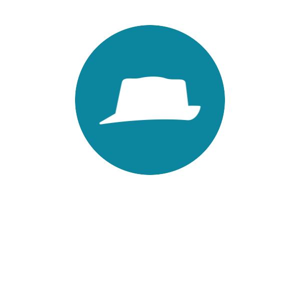 6 Hüte