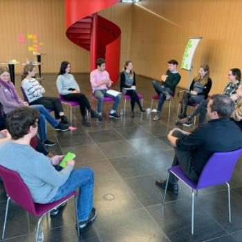 Moderationstraining Schader Stiftung